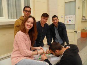 LTC AEGEE Udine Training Formazione Università di Udine Studenti Soft Skills Educazione non formale