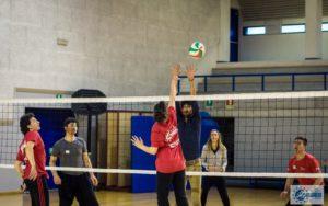Play to Connect Giovani Interazioni Sport Attività AEGEE Udine Refugees Rifugiati Richiedenti Asilo Training Formazione