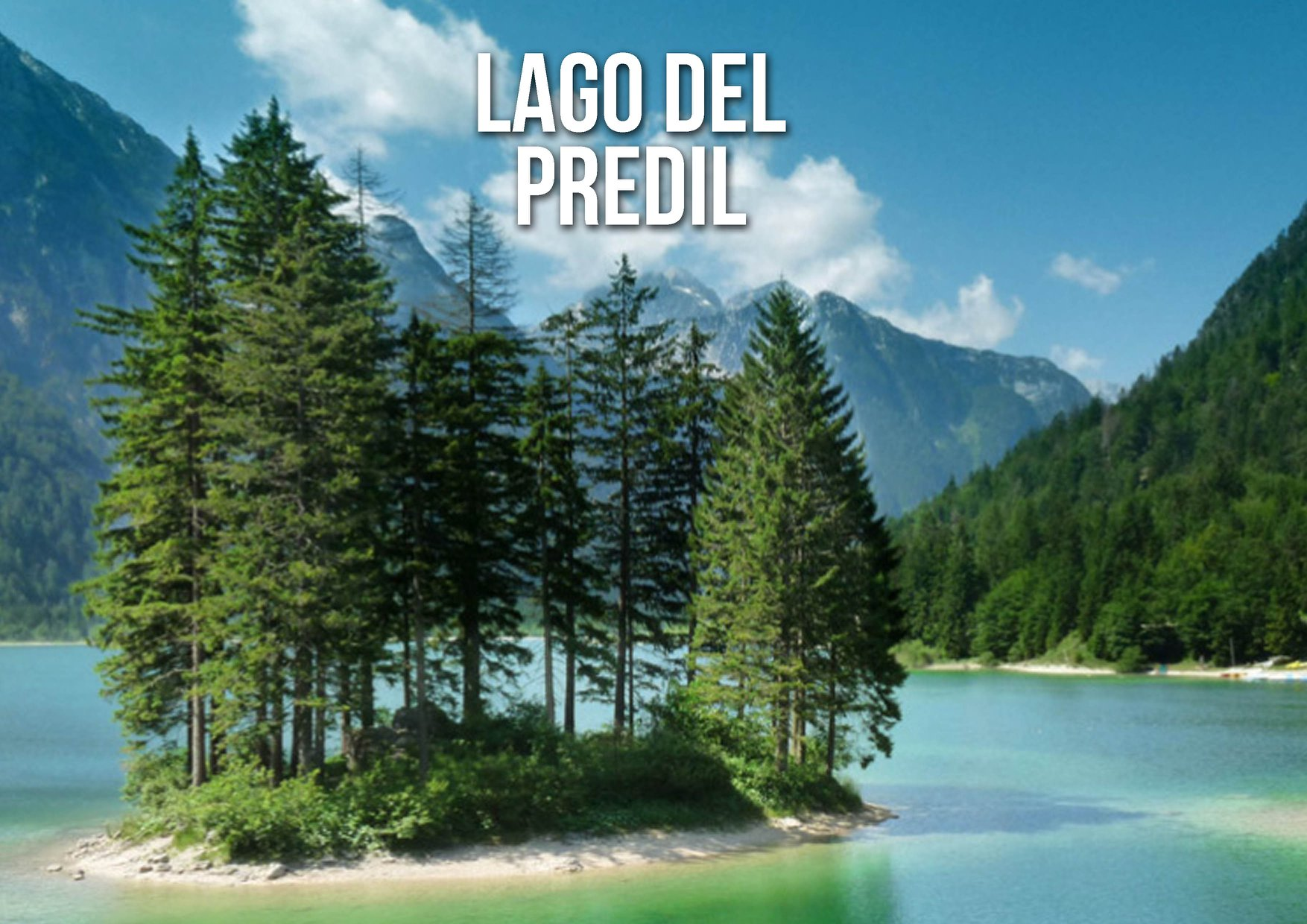 Lago Predil