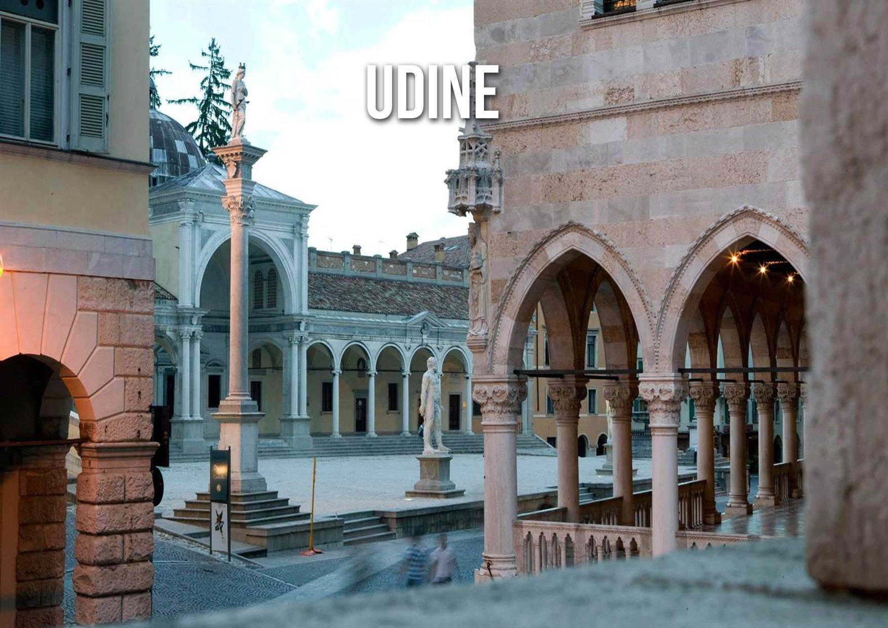 Udine città centro